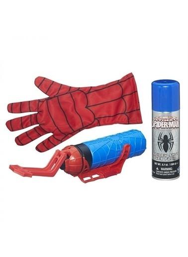 Hasbro Spiderman Renkli Ağ ve Su Atan Eldiven Renkli